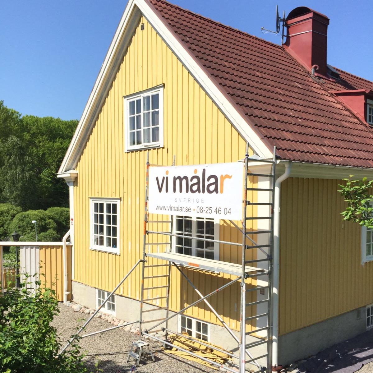 Case Study:Vi Målar Sverige AB – Painting Firm