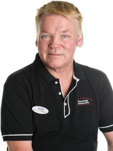 Bo Karlsson - Ägare till Bossings Fritidscenter