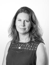 Lotta Berg, VD på Byggtech