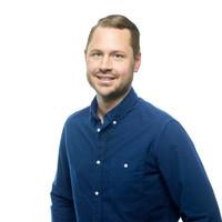 Adam Goffe, VD Kungsbacka Tak & Bygg