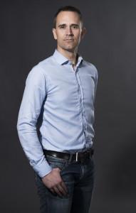 Projektchef Magnus HJalmarsson