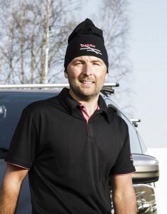 Johan Lindell, VD Lindells Bygg